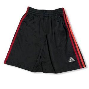 5/$25 EUC Adidas boys shorts size 8